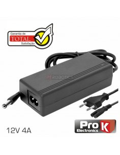 Power Supply - 12V 4A