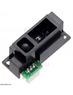 Sharp GP2Y0A51SK0F Analog Distance Sensor 2-15cm Pololu