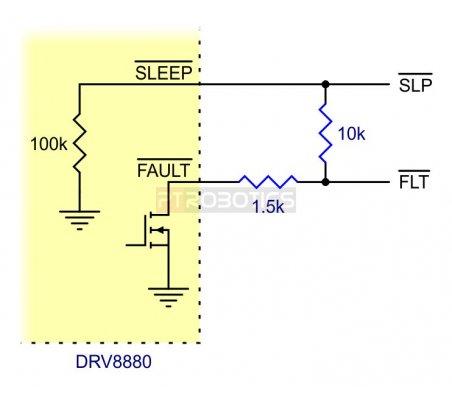 DRV8880 Stepper Motor Driver Carrier Pololu
