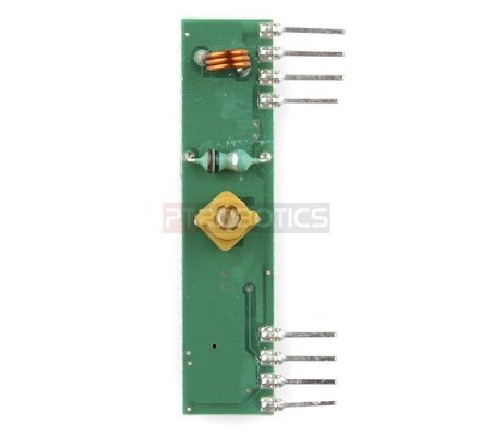 RF Link Receiver - 4800bps 434MHz | 315Mhz e 433Mhz |