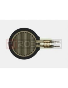 Round Force-Sensitive Resistor (FSR) - Interlink 402 Short