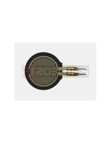 Round Force-Sensitive Resistor (FSR) - Interlink 402 Short | Sensor de Pressão |