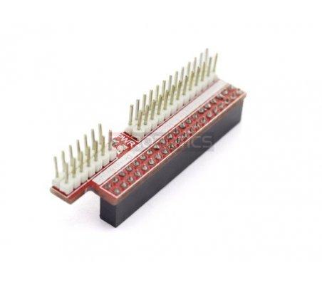 Raspberry Pi A+/B+/2 40pin to 26pin GPIO Board   Cabos e adaptadores   Seeed