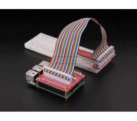 Raspberry PiGPIO Triple Expand Board Seeed