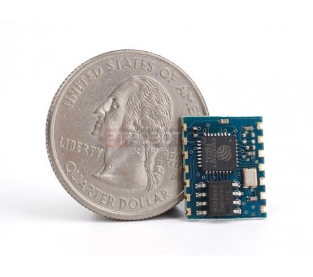 WiFi Serial Transceiver Module w/ ESP8266-Medium   WiFi   Seeed