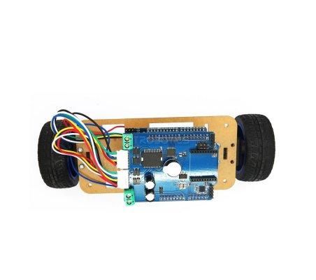 2 Wheel Self-Balancing Upright Rover Car Arduino Robot Starter Kit | Chassi de Robo | Itead
