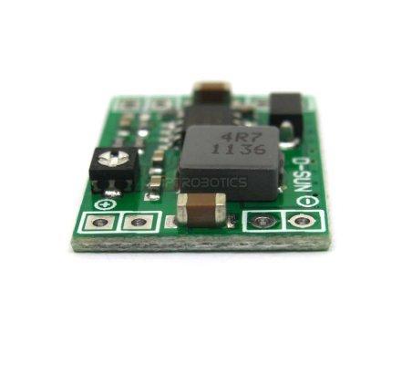 Mini DC-DC Buck Converter Step-Down Power Module Output 0.8V-20V | Alimentação |