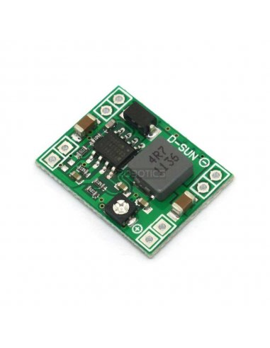 Mini DC-DC Buck Converter Step-Down Power Module Output 0.8V-20V
