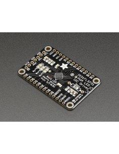 Adafruit 16x9 Charlieplexed PWM LED Matrix Driver - IS31FL3731