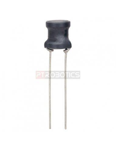 Indutor Radial 10mH 0.085A 24R   Indutores  