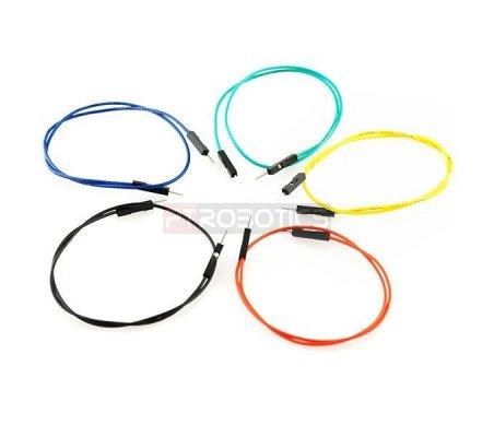 Jumper Wires Premium 6 M/M Pack of 10 | Jumper Wires |