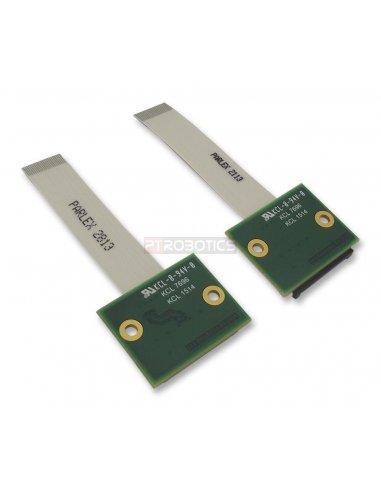 Raspberry Pi Computer Module Camera and Display adapters   Cabos e adaptadores  
