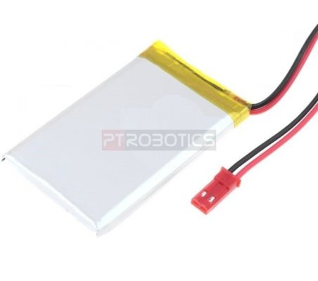 Polymer Lithium Ion Battery - 3.7v 980mAh Cellevia