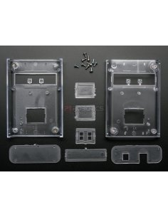 Clear Enclosure for Arduino - Electronics enclosure (1.0)