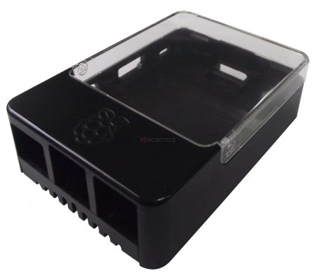 Raspberry Pi Sense HAT Enclosure Black | Caixas Raspberry pi |