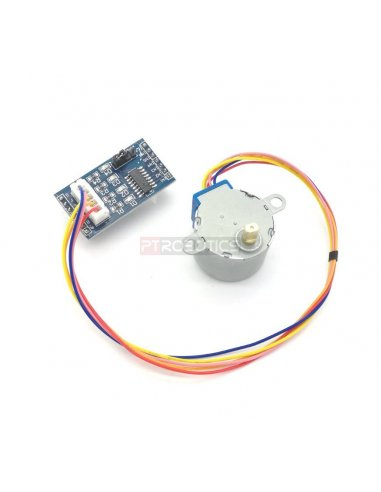 Stepper Motor with driver | Pontes H |