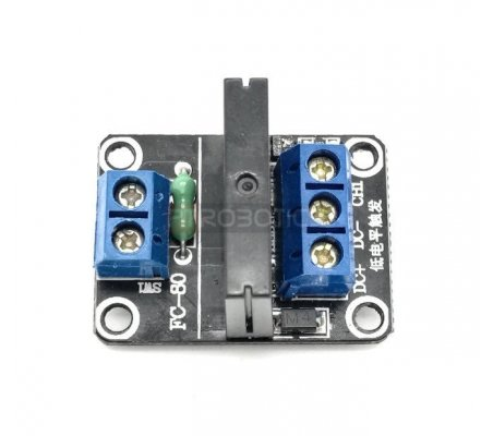Funduino 1 Channel Solid State Relay Module | Relés | Funduino