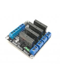 Funduino 4 Channel Solid State Relay Module