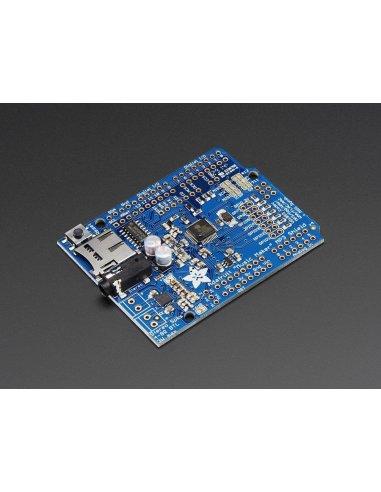 """Adafruit """"Music Maker"""" MP3 Shield for Arduino w/3W Stereo Amp - v1.0 Adafruit"""