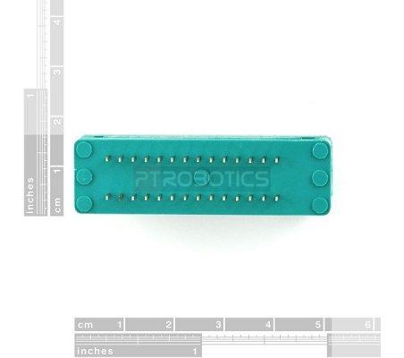 ZIF Socket 28-Pin 0.3   Sockets  