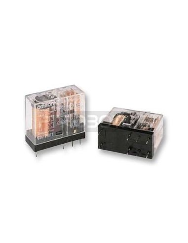 Relay Omron G2R-2 24DC DPDT 250V 5A Coil 24V | Relés | Omron