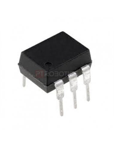 4N33 - Photodarlington Optocoupler