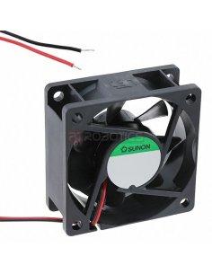 DC Brushless Fan 60x60x25mm 12v 0.135A Sunon