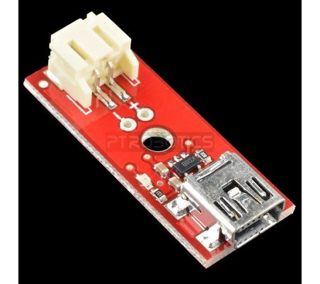 Lithium Polymer USB Charger | Baterias Lipo |