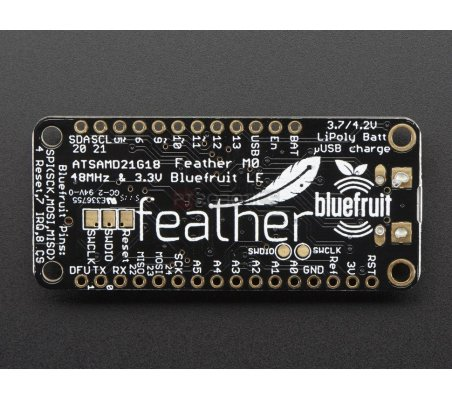 Adafruit Feather M0 Bluefruit LE Adafruit