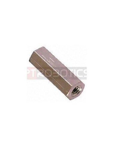 Espaçador Hexagonal M3 5mm F/F