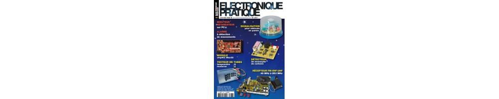 Electronique Pratique | revistas | edições | colecção |