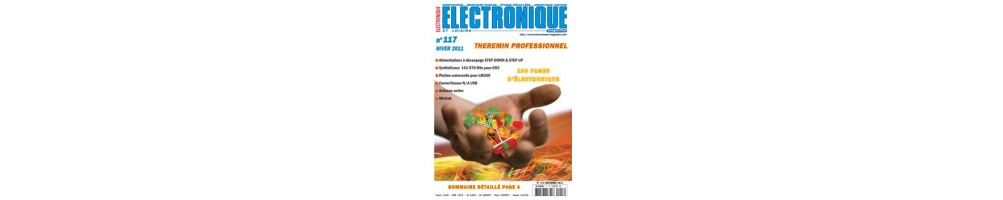 Electronique Loisirs   revistas   colecção   edições  