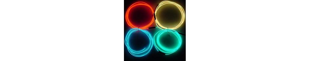 El-Wire | Fio Electroiluminescente