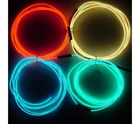 El-Wire - Fio Electroiluminescente