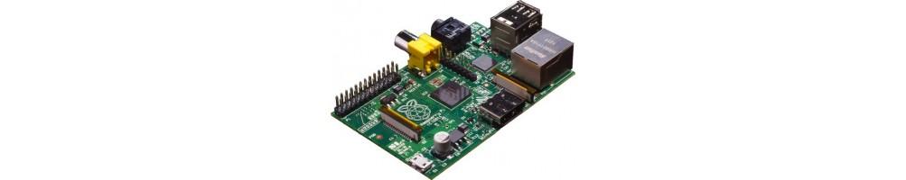 Raspberry Pi  placas   plataforma