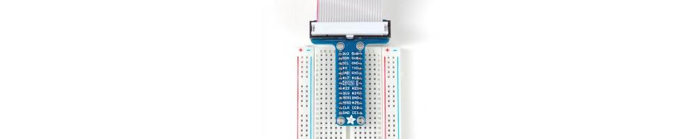 Modulos | circuitos | raspberry | pi