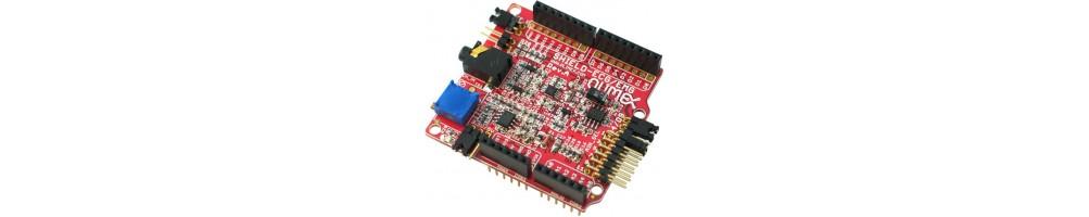 Shields Biométricos| arduino
