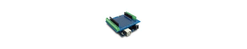 Shields Proto e Screw | Arduino