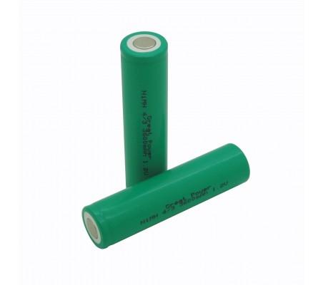 Baterias NiMh e NiCd