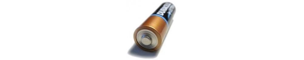 Baterias Alcalinas e Secas