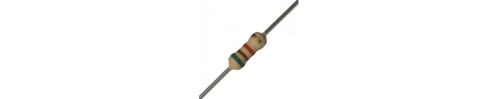 Resistencias 5% 500mW | resistor |