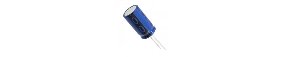 Electroliticos | condensadores