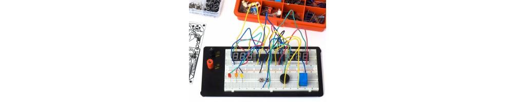 Eletrónica Essencial | componentes | Robótica| Projetos|