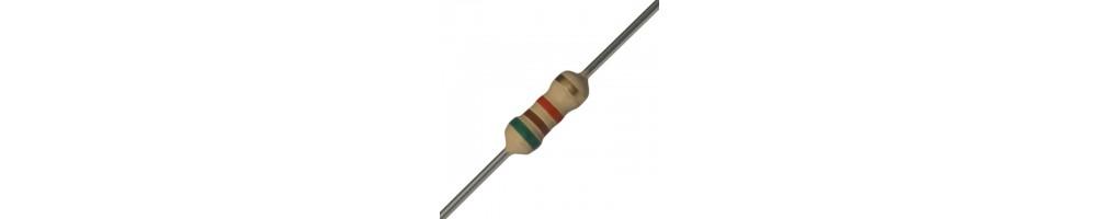 Resistencias 5% 250mW | resistor