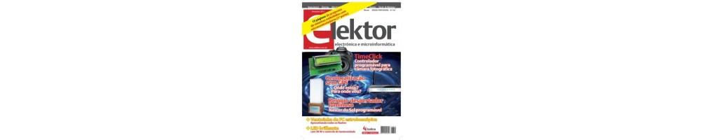 Publicações | arduino | raspberry | livros | revistas | elektor |