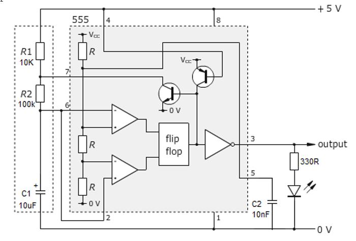 LM555-ptrobotic