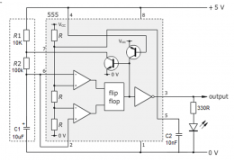 Circuitos LM555